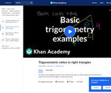 Basic trigonometry II