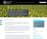 Browser-Based Tools Show Current and Historical Crop Cover and Health