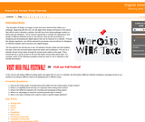 GVL - Working with Text
