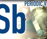Antimony - Periodic Table of Videos