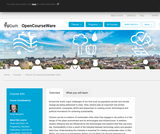 Citizens Co-creating Sustainable Cities