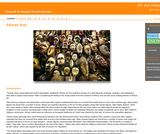 GVL - African Arts