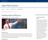 Fundamentals of Physics, I