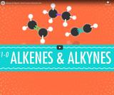 Alkenes & Alkynes - Crash Course Chemistry #41