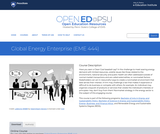 Global Energy Enterprise
