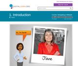 Navigating a Website - Introduction