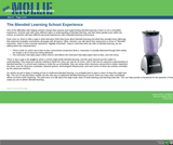Blended Learning School Experience