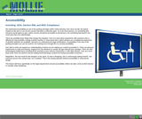 Accessibility in Online Learning