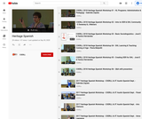Spanish Heritage Language Professional Development Videos from COERLL