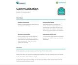 21st Century Skills: Communication