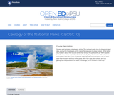 Geology of the National Parks