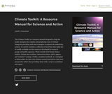 Climate Toolkit: A Resource Manual for Science and Action