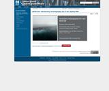 UMass - Introductory Oceanography E & G SCI, Spring 2004