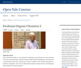 Freshman Organic Chemistry I