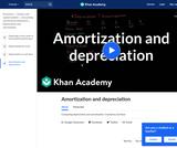 Amortization and Depreciation