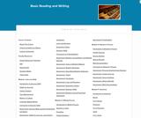 Lumen Learning Basic Reading and Writing