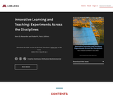 UML - Innovative Learning and Teaching: Experiments Across the Disciplines