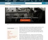 Children in Progressive-Era America