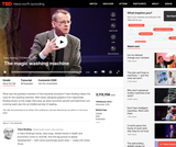 Hans Rosling: the Magic Washing Machine