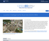 Location Intelligence for Business