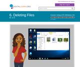 Deleting Files