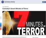 Curiosity's 7 Minutes of Terror