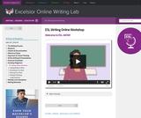 ESL Writing Online Workshop