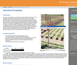 GVL - Agricultural Geography