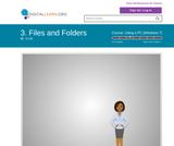 Files and Folders - (Win 7)