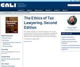 The Ethics of Tax Lawyering