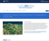 Exploring Imagery and Elevation Data in GIS Applications