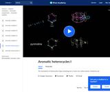 Aromatic Heterocycles I
