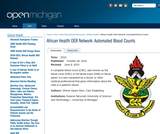 Automated Blood Counts