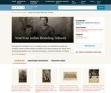 American Indian Boarding Schools