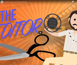 The Editor: Crash Course Film Production #12