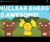 3 Reasons Why Nuclear Energy Is Awesome! 3/3