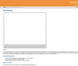 GVL - GUI Editors