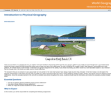 GVL - Introduction to Physical Geography