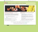 Spanish Proficiency Training Website