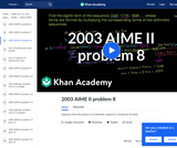 2003 AIME II Problem 8