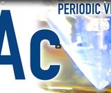 Actinium - Periodic Table of Videos