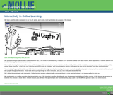 Interactivity in Designing Online Learning