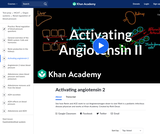 Activating Angiotensin 2