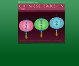 Chinese Take-In