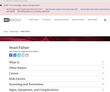 Heart Failure -- Self Instructional Module for Patients: National Heart Lung and Blood Institute