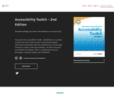 Accessibility Toolkit – 2nd Edition – Open Textbook