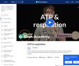 ATP & Respiration