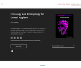Histology and Embryology for Dental Hygiene