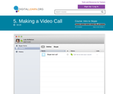 Making a Video Call