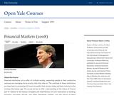 Financial Markets (2008)